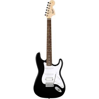 Squier Affinity Stratocaster HSS Black electric guitar