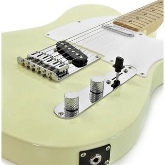 Squier Affinity Telecaster Arctic White electric guitar