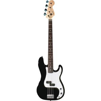 Squier Affinity P Bass Black 4-Saiter Bass