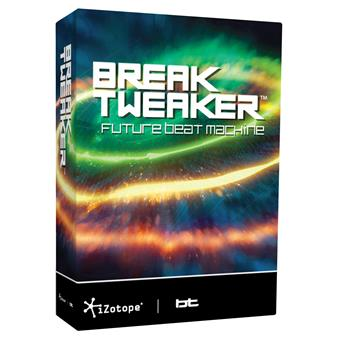 Izotope Break Tweaker virtual instrument/sampler