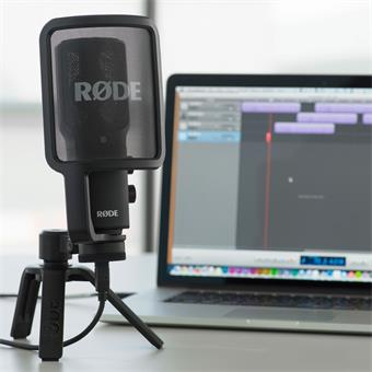 Rode NT-USB microphone USB studio/broadcast