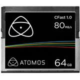 Atomos CFast 1.0 Card 64GB