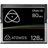 Atomos CFast 1.0 Card 128GB