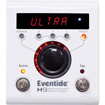 Eventide H9 Core pitch shifter/octaver/harmonizer pedaal