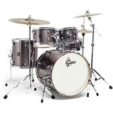 Gretsch Drums GE2-E605TK Energy Kit Grey Steel