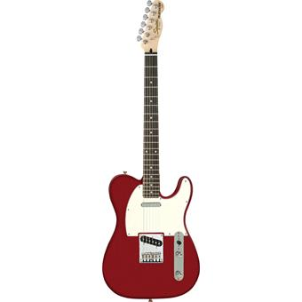 Squier Standard Telecaster Candy Apple Red electric guitar