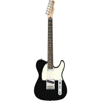 Squier Standard Telecaster Black Metallic electric guitar