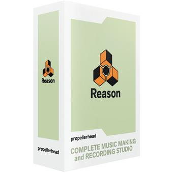 Propellerhead Reason 8 sequencing software/virtuele studio