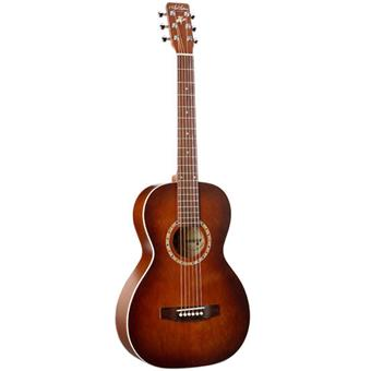 Art & Lutherie Ami Steel String Cedar Antique Burst Parlour/Folk Gitarre