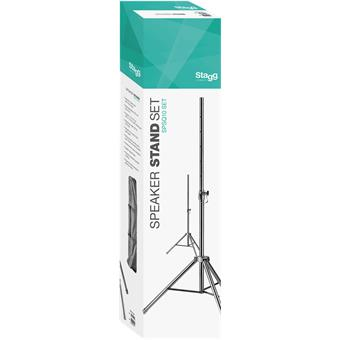 Stagg SPSQ10 Set floor stand