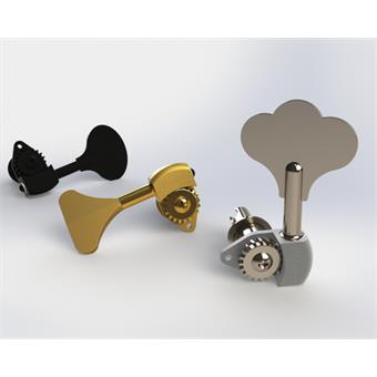 Hipshot HB6 C-3/8 Ultralight Tuner L tuning machine