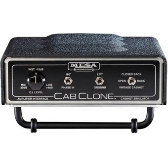 Mesa Boogie CabClone Cabinet Simulator guitar interface/modelling software