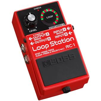 Boss RC-1 Loop Station delay/echo/looper pedaal