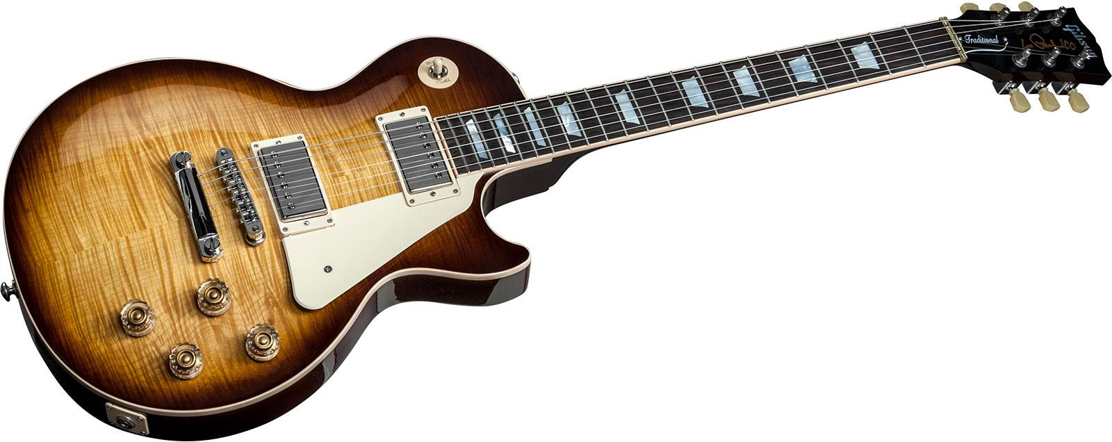 gibson les paul traditional 2015 tobacco sunburst keymusic. Black Bedroom Furniture Sets. Home Design Ideas
