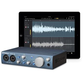 Presonus AudioBox iTwo USB audio-interface