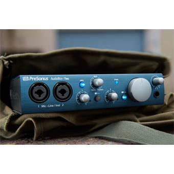 Presonus AudioBox iTwo interface audio USB
