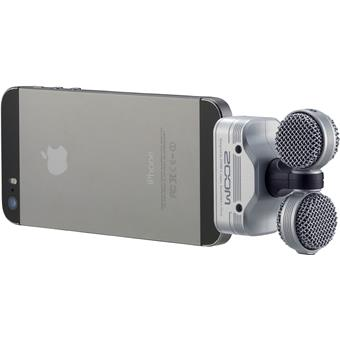 Zoom iQ7 iOS Interface