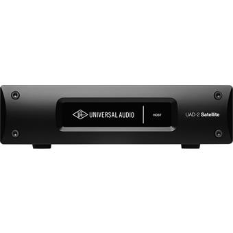 Universal Audio UAD-2 Satellite Thunderbolt QUAD Custom Thunderbolt audio interface