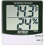 Extech Big Digit Hygrometer