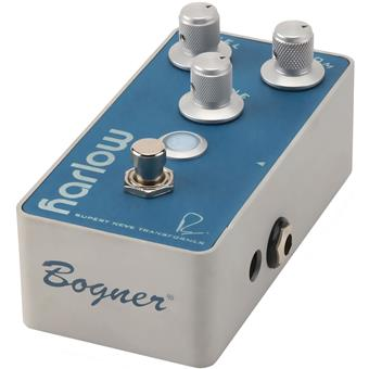 Bogner Harlow compression/boost/dynamics pedaal