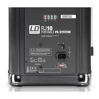 LD Systems RoadJack 10 Home