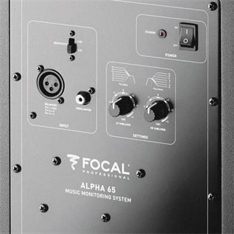 Focal Alpha 65 actieve nearfield monitor