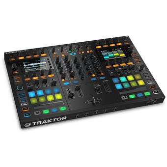 Native Instruments Traktor Kontrol S8 DJ controller for Traktor