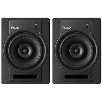 Fluid Audio FX8 Black set active nearfield monitor