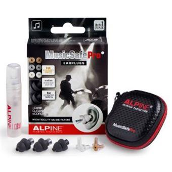 Alpine MusicSafe Pro Black ear protection