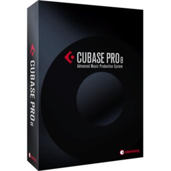 Steinberg Cubase Pro 8 sequencing software/virtual studio