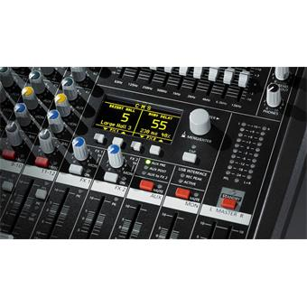 Dynacord CMS600-3 analoge mixer