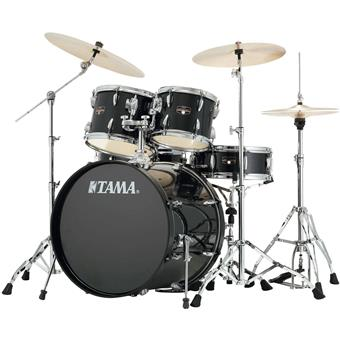 Tama IP52KH6N-HBK Imperialstar Hairline Black starter drumkit