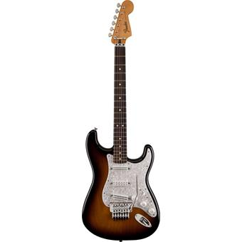 Fender Dave Murray Stratocaster HHH 2-Color Sunburst electric guitar