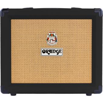 Orange Crush 20RT Black solidstate guitar combo