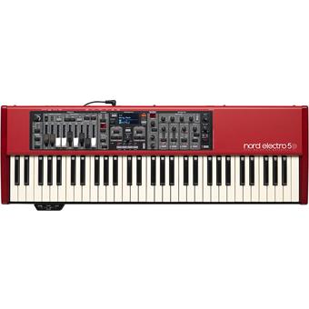 Nord Electro 5D 61 stage piano