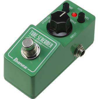 Ibanez TS Mini Tube Screamer pédale overdrive