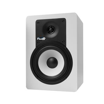 Fluid Audio C5W White set active nearfield monitor