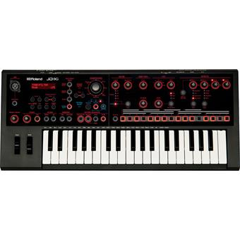 Roland JD-Xi  Interactive Analog/Digital Crossover Synthesizer modelling synthesizer