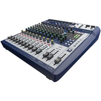 Soundcraft Signature 12 analoge mixer