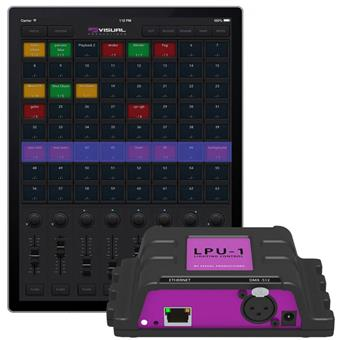 Visual Productions Cuety LPU-1 controller/dimmer