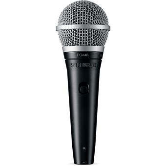 Shure PGA48 dynamic microphone for vocalists