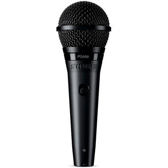 Shure PGA58 dynamic microphone for vocalists