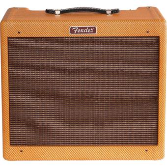 Fender Blues Junior Lacquered Tweed buizen gitaarcombo