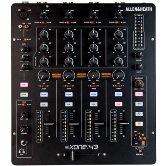 Allen & Heath Xone:43 club mixer