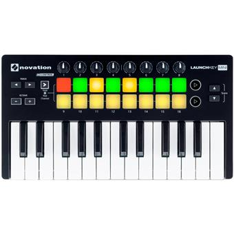 Novation Launchkey Mini MK2 controller