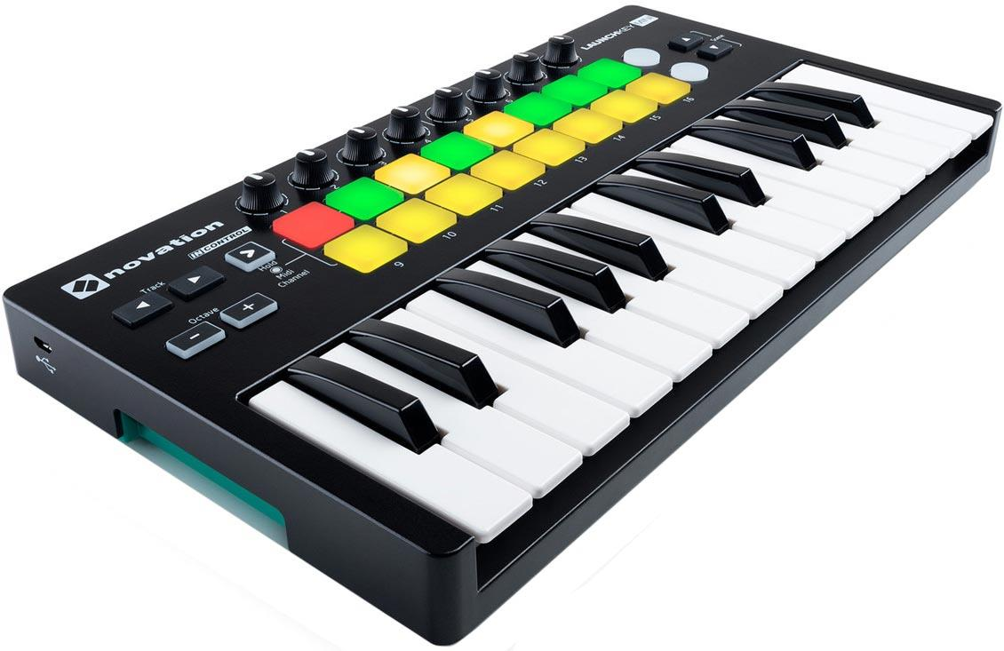 Launchkey Mini Mk2 : novation launchkey mini mk2 keymusic ~ Hamham.info Haus und Dekorationen