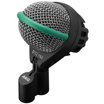 AKG D112 MKII microphone for drums/percussion