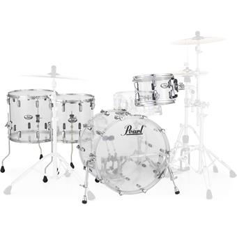 Pearl CRB524FP/C Crystal Beat Ultra Clear fusion shell kit