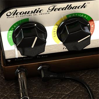 Softube Acoustic Feedback Plugin audio-/effectplugin