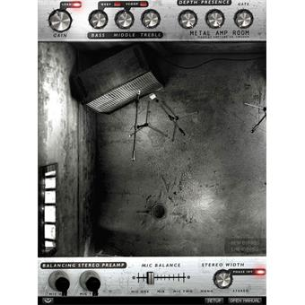 Softube Metal Amp Room Plugin audio/effect plugin